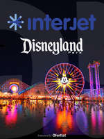 Ofertas de Interjet, Disneyland California