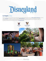 Ofertas de Interjet, Disneyland California