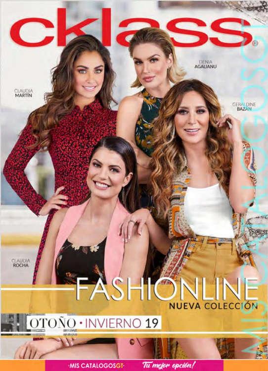 Ofertas de Cklass, Fashionline
