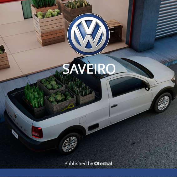Ofertas de Volkswagen, VW saveiro