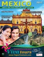 Ofertas de Viva Tours, México 2017