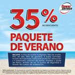 Ofertas de Power Service, Paquete de verano - 35% de descuento