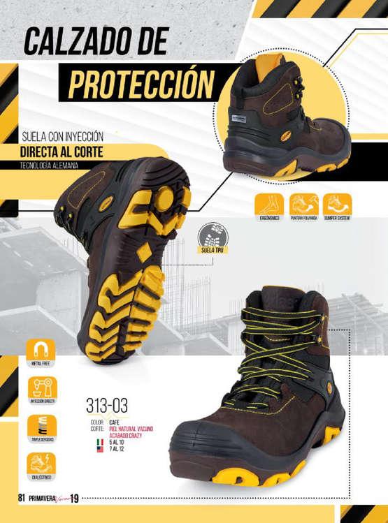 6ed2c17852e Botas de seguridad en Hermosillo - Catálogos, ofertas y tiendas ...