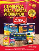 Ofertas de Zorro, Comienza estas fiestas ahorrando