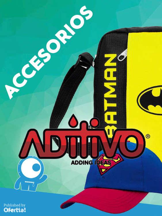 Ofertas de Aditivo, Accesorios