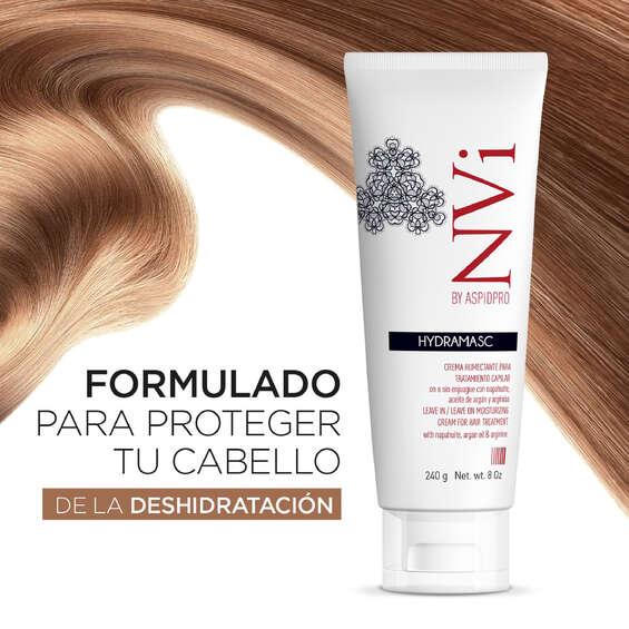 Ofertas de Aspidpro, Luce un cabello suave, flexible y brillante con HYDRAMASC