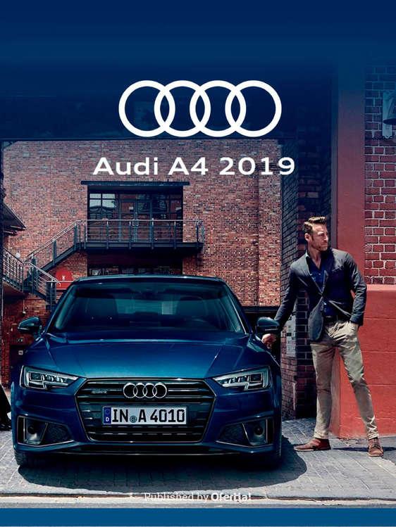 Ofertas de Audi, Audi A4