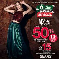6 Días de venta especial Moda
