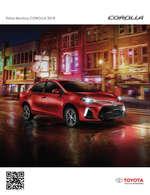Ofertas de Toyota, COROLLA 2018