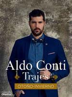 Ofertas de Aldo Conti, Otoño Invierno Trajes