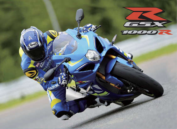Ofertas de Suzuki Motos, GSX-r