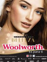 Ofertas de Woolworth, Especial de Belleza