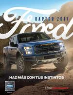 Ofertas de Ford, raptor 2017