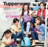 Tupper tips 10 Regreso a clases