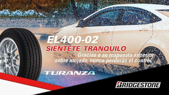 Ofertas de Bridgestone, Modelo Turanza