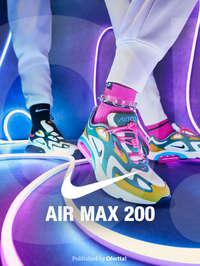 Nike AirMax 200   Kids