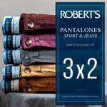 Ofertas de Robert's Identidad, Pantalones sport & jeans