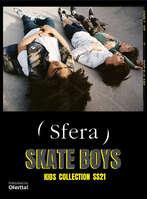 Ofertas de Sfera, Skate boys