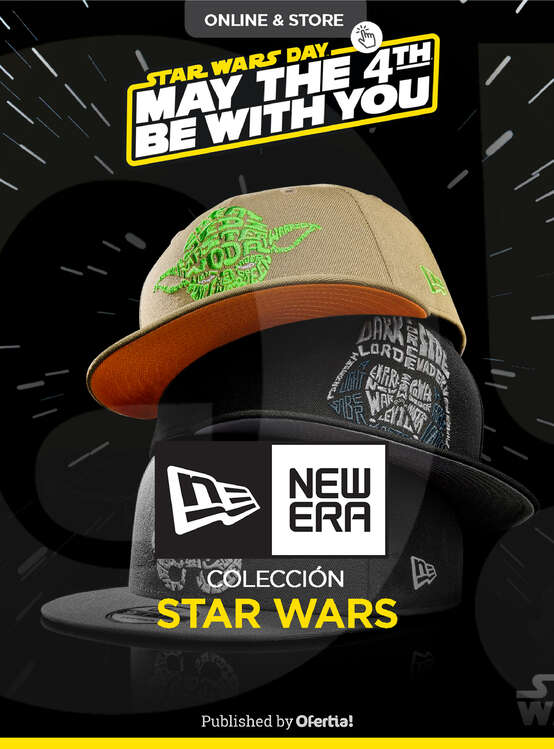 Ofertas de New Era, Star Wars