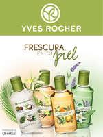 Ofertas de Yves Rocher, Frescura en tu piel