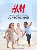 Ofertas de H&M, Junto al Mar