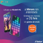 Ofertas de Telcel, Llévate un Alcatel A5