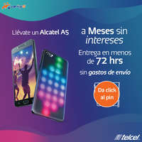 Llévate un Alcatel A5