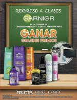 Ofertas de La Gran Bodega, Regreso a clases Garnier