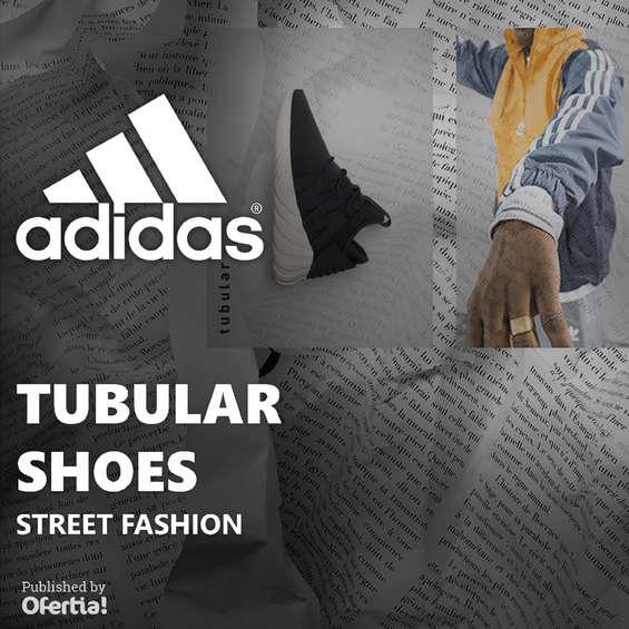 Ofertas de Adidas, Tubular shoes Street Fashion