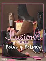Ofertas de Ilusión, Calzado - Botas y Botines