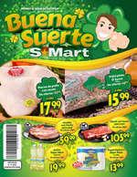 Ofertas de S-Mart, Buena Suerte S-Mart - Lincoln, Concordia y Fresnos