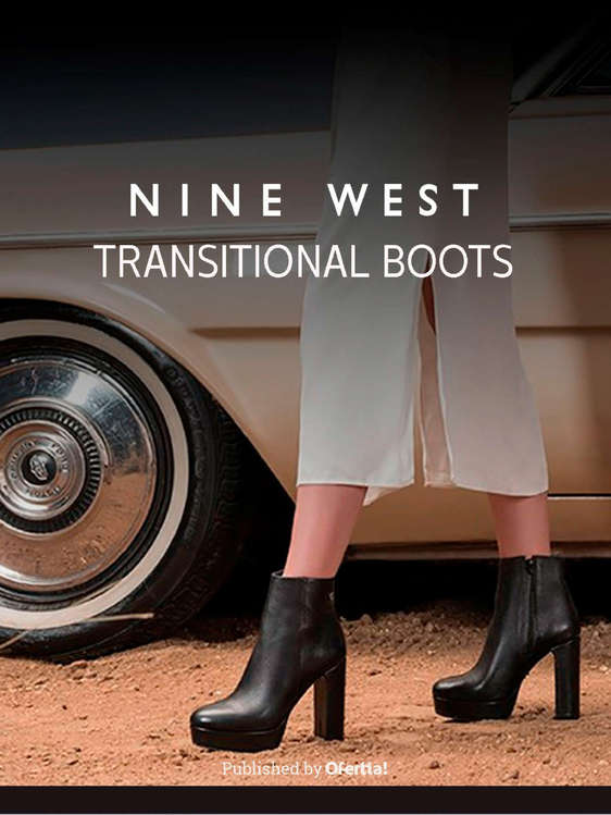 Ofertas de Nine West, Nine West transitional boots