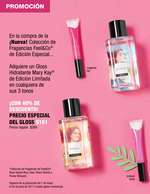 Ofertas de Mary Kay, Fragancias