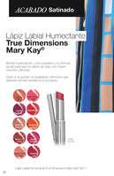 Ofertas de Mary Kay, Tendencias