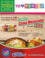 Ofertas de SÚPER KOMPRAS, Yo amo México