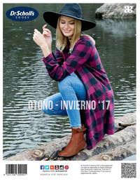 DrScholls Shoes Otoño Invierno '17