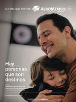 Ofertas de Aeromexico, Hay personas que son Destinos