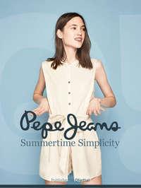 Summertime simplicity