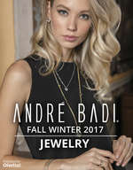 Ofertas de André Badi, Fall Winter Jewelry