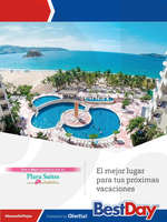 Ofertas de Best Day, Hotel Playa Suites Acapulco