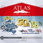 Ofertas de Atlas Del Descanso, Festival de los Regalos