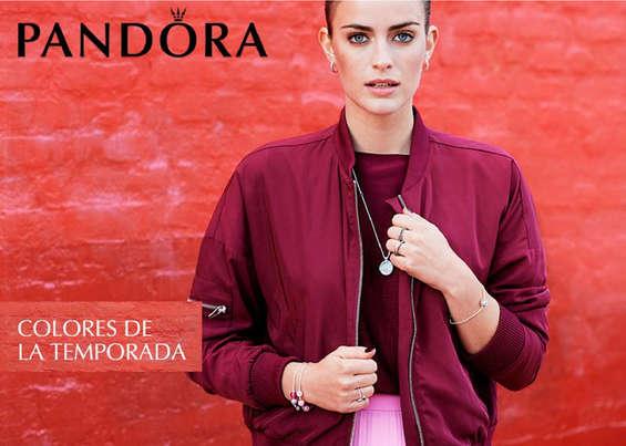 Ofertas de Pandora, Colores de la temporada
