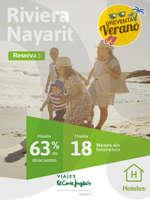 Ofertas de Viajes El Corte Inglés, Preventa de Verano - Riviera Nayarit