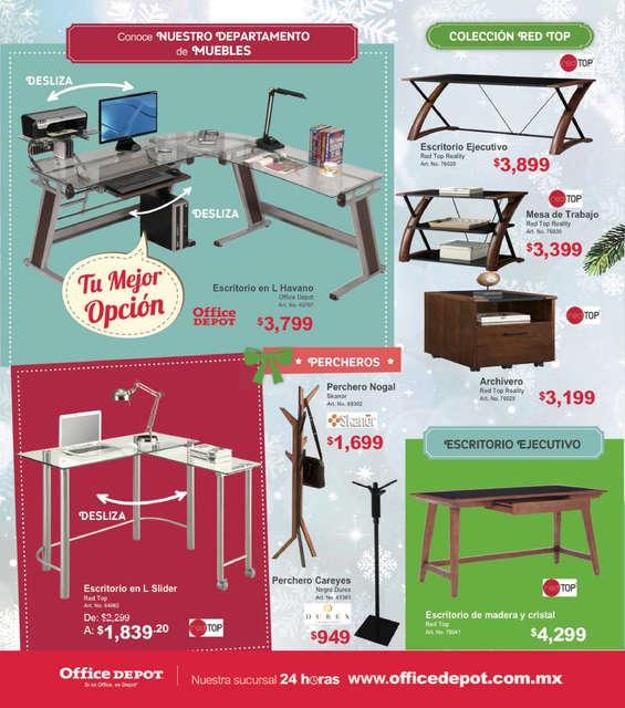 Ofertas de Office Depot, Si es Office, es Depot - Felices Fiestas