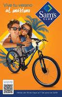 Ofertas de Sam's Club, Vive tu verano al máximo