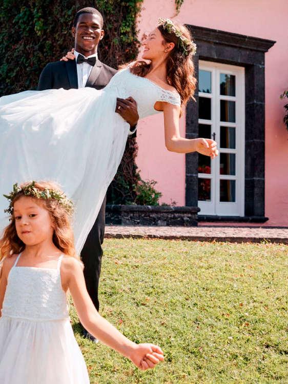 01c440245f Vestidos de novia con cola en Santiago de Querétaro - Catálogos ...