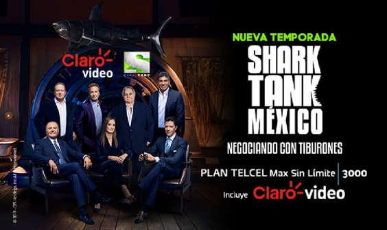 Ofertas de Telcel, Shark Tank con tu Telcel