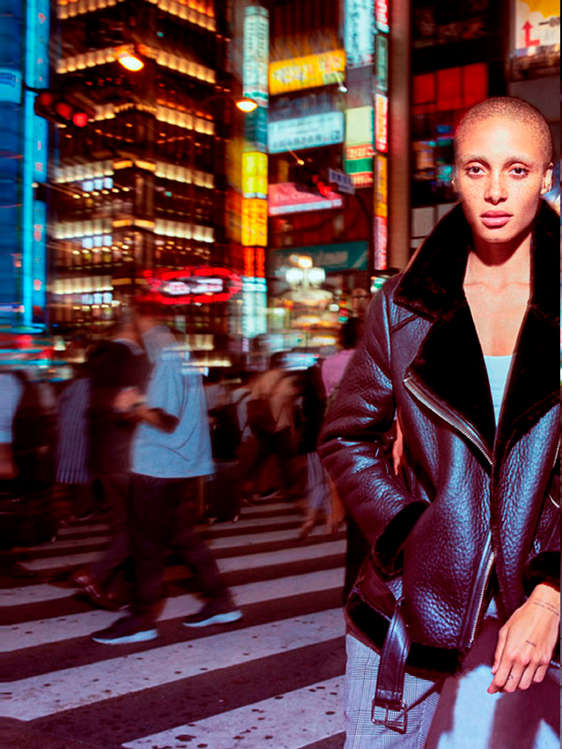 Ofertas de H&M, Brillos y destellos