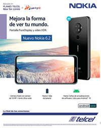 Nuevo nokia 6.2