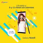 Ofertas de Telcel, Galaxy Note 8